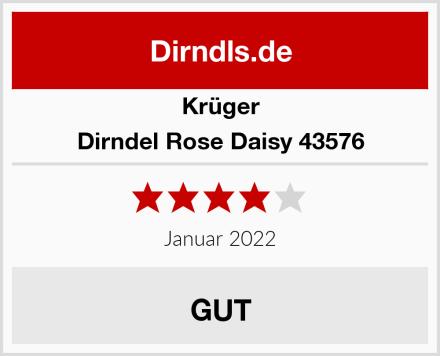 Krüger Dirndel Rose Daisy 43576 Test