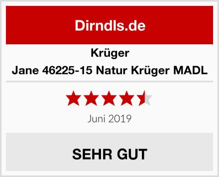 Krüger Jane 46225-15 Natur Krüger MADL Test