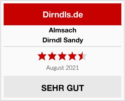 Almsach Dirndl Sandy Test
