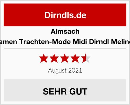 Almsach Damen Trachten-Mode Midi Dirndl Melinda Test