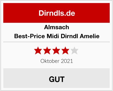Almsach Best-Price Midi Dirndl Amelie Test