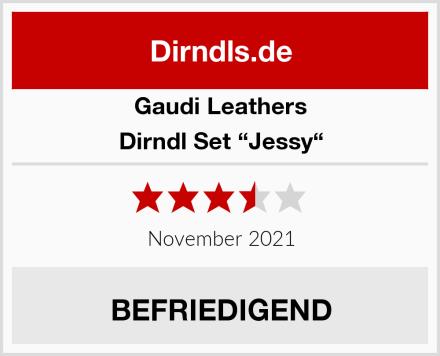 "Gaudi Leathers Dirndl Set ""Jessy"" Test"