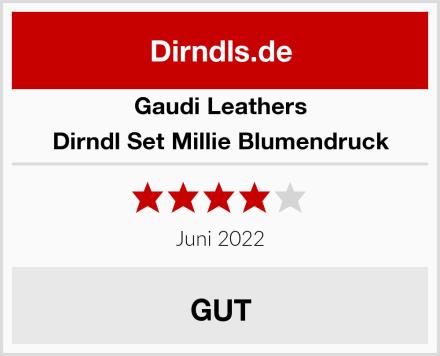 Gaudi Leathers Dirndl Set Millie Blumendruck Test