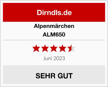 Alpenmärchen ALM650 Test