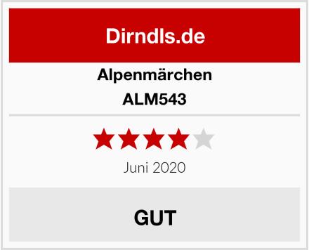 Alpenmärchen ALM543 Test