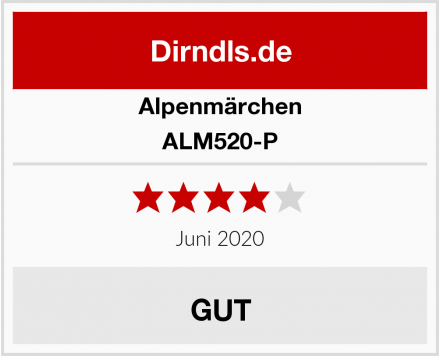 Alpenmärchen ALM520-P Test