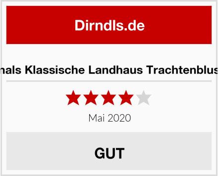 No Name trenditionals Klassische Landhaus Trachtenbluse MARIE Test