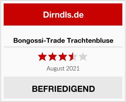 Bongossi-Trade Trachtenbluse Test