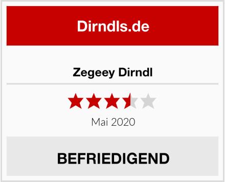 No Name Zegeey Dirndl Test