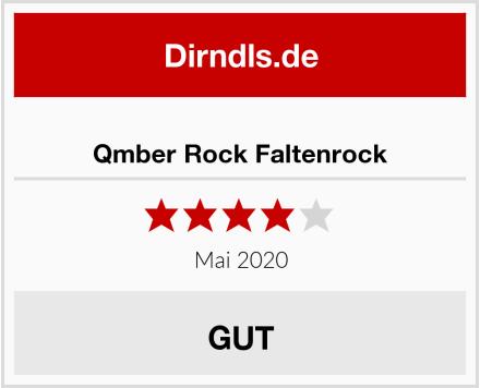 No Name Qmber Rock Faltenrock Test
