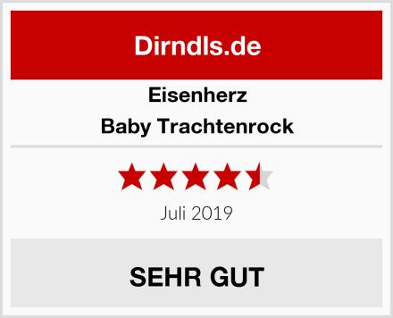 Eisenherz Baby Trachtenrock Test