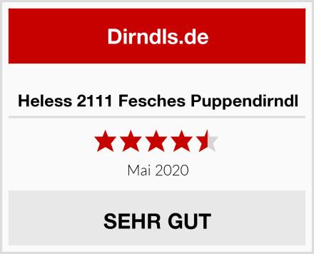 Heless 2111 Fesches Puppendirndl Test