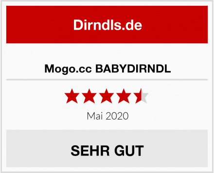Mogo.cc BABYDIRNDL Test