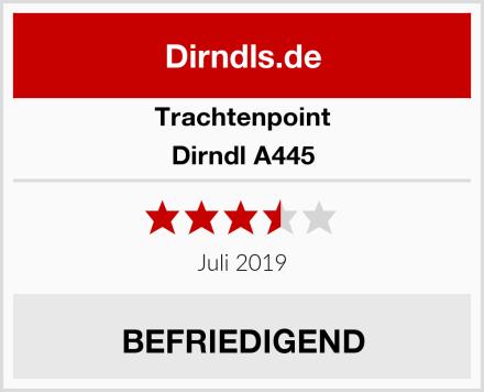 Trachtenpoint Dirndl A445 Test