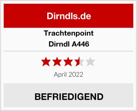 Trachtenpoint Dirndl A446 Test