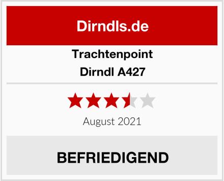 Trachtenpoint Dirndl A427 Test