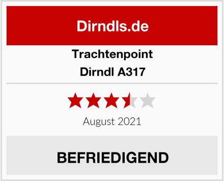 Trachtenpoint Dirndl A317 Test