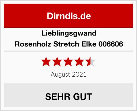 Lieblingsgwand Rosenholz Stretch Elke 006606 Test