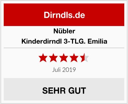 Nübler Kinderdirndl 3-TLG. Emilia Test