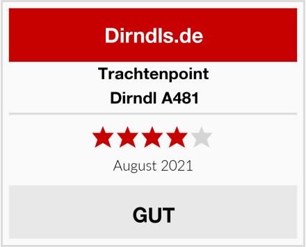 Trachtenpoint Dirndl A481 Test