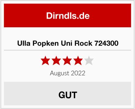Ulla Popken Uni Rock 724300 Test