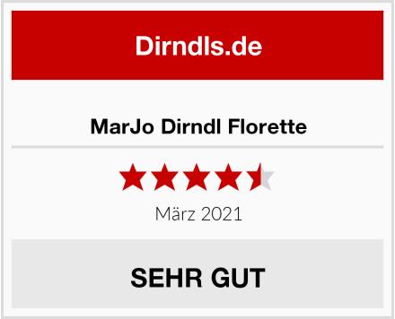 MarJo Dirndl Florette Test