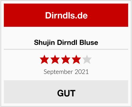 Shujin Dirndl Bluse Test