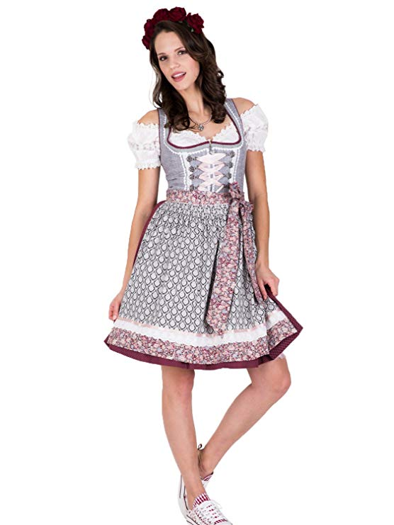 Krüger Dirndl MADL Dirndl Fashion Queen