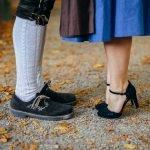 Welche Schuhe zum Dirndl tragen?
